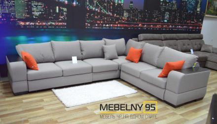 Барселона диван угловой - фото 1