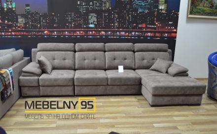 Премьер Люкс угловой диван - фото 1