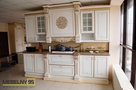 Кухня Афина Оро - фото 1