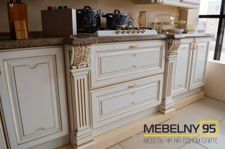 Кухня Афина Оро - фото 3