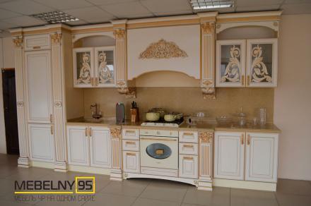 Кухня Петра 4.5 - фото 1
