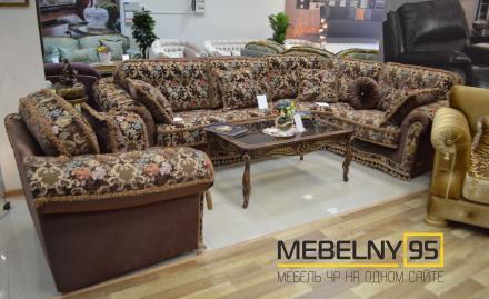 Мадлен угловой диван - фото 1