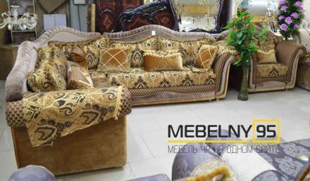 Элегия угловой диван и кресло фото цена размеры - фото 1