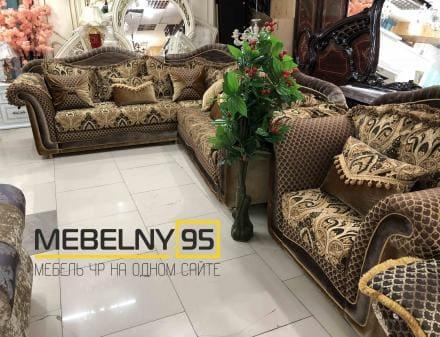 Элегия угловой диван и кресло фото цена размеры - фото 2