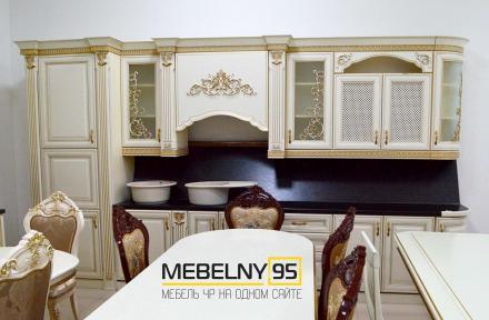 Кухня Патриция 4.35  мебельснаб махачкала ставрополь - фото 1
