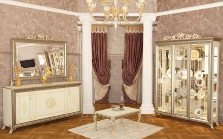 Гостиная Версаль витрина стенка - фото 1