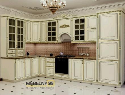 Кухня Арина угловая 3.90x1.90 ставрополь - фото 2