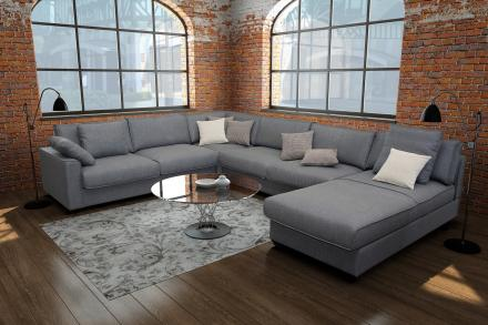 Угловой диван Мичиган 2 - фото 1