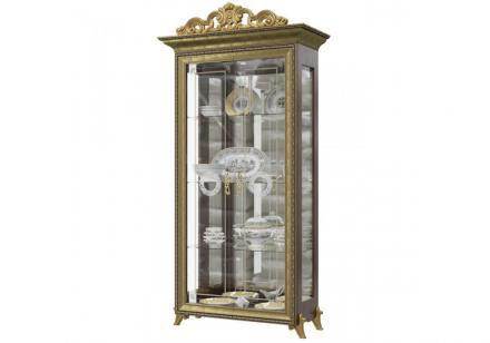Витрина Версаль горка 2 дверная - фото 1