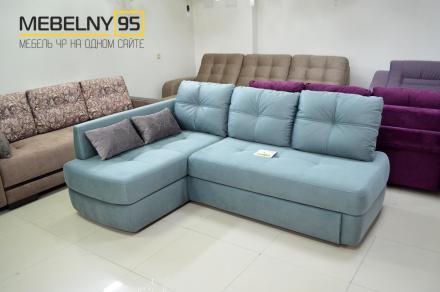 Арно угловой диван pushe - фото 1