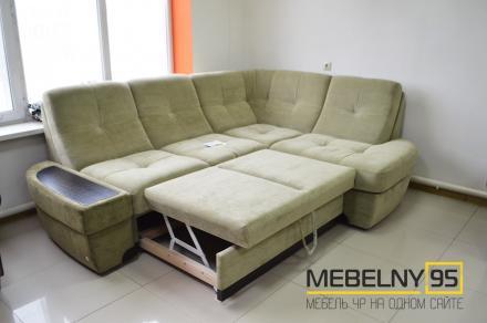 Мартин модульный диван пуше - фото 3