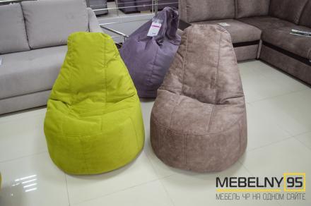 Кресло мешок Груша Миди - фото 1