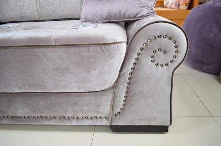 Диван-кровать Бурже бронза - фото 2