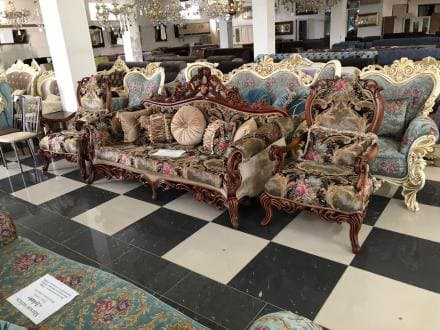 Комплект Дубай мягкая мебель - фото 3