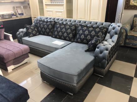 Угловой диван Тиффани - фото 1