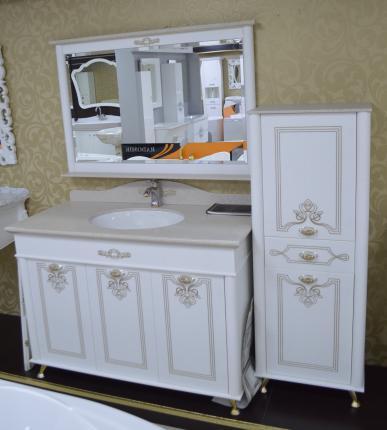 Мебель для ванной Анжелика - фото 1